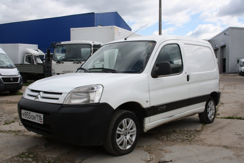 Фургон Citroen Berlingo, 2011г.в.